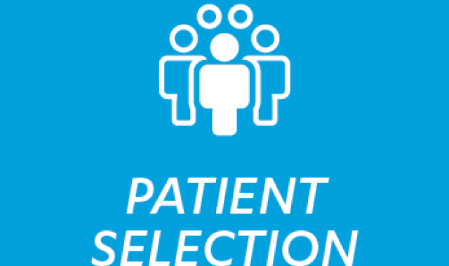 What is Patient Selection?